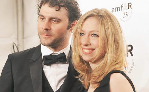 Chelsea Clinton s husband Marc