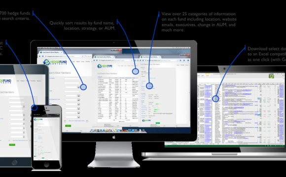 Hedge Fund Database/Directory