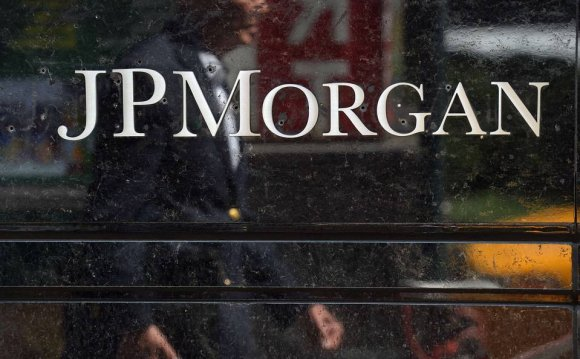 J.P. Morgan Near Deal to Sell