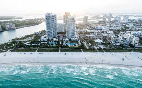 Miami Is The New Manhattan