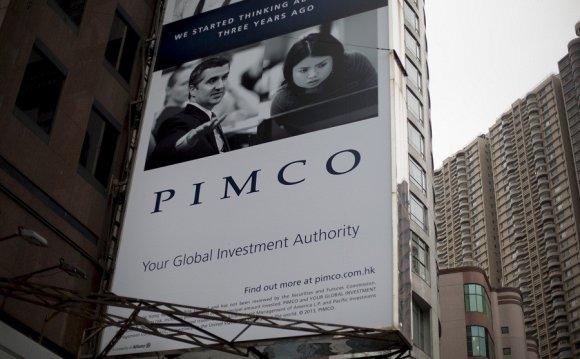 Pimco, total return, worah