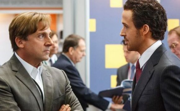 The Big Short: A dense yet