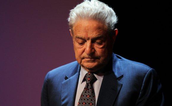 Sad George Soros