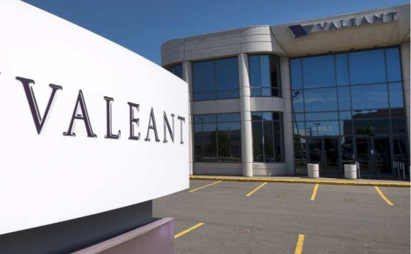 Valeant s tumble has spurred