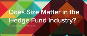 does size matter inside hedge investment business