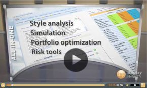 hedge fund danger assessment portfolio video clip
