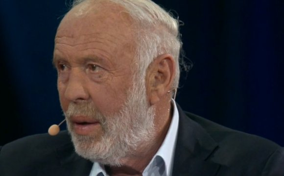 Jim Simons hedge fund