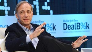 Ray Dalio, president of Bridgewater Associates.
