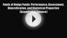 Funds of Hedge Funds: Performance Assessment