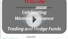Leading Women Speakers: Women in Trading and Hedge Funds