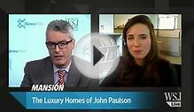 Luxury Homes of Hedge Fund Manager John Paulson