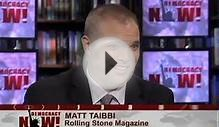 Matt Taibbi on How Wall Street Hedge Funds Are Looting the