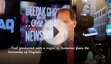 Paul Tudor Jones and Deepak Chopra | ONE WORLD