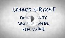 Private Equity at Work: What is Carried Interest?