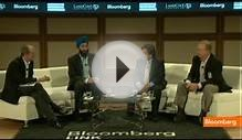 Singh, Sterge, Kumar Discuss Hedge-Fund Strategy