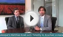 Tim Krochuk: Hedge funds team up with traditional asset